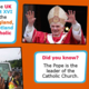 Come and See Year 4 RE resources Pope Benedict XVI's Big Assembly CAFOD Universal Church units